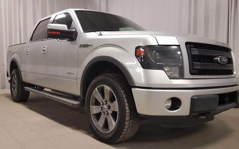 Ford F-150 FX4 SUPERCREW CUIRE TOIT NAVI